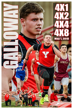 2018 Galloway Track Poster