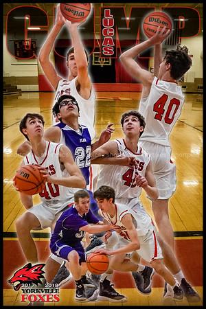 2017 Gump Basketball Poster
