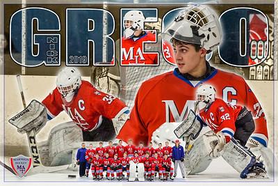 2019 Nick Greco Hockey Poster 4