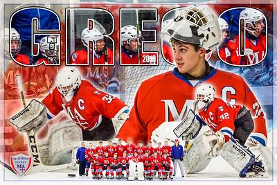 2019 Nick Greco Hockey Poster 2