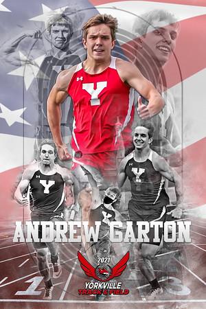 Andrew Garton Track Poster flag 2