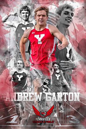 Andrew Garton Track Poster