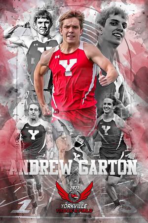 Andrew Garton Track Poster 2