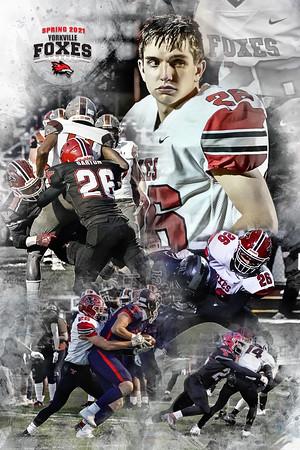 Garton Football Poster 2