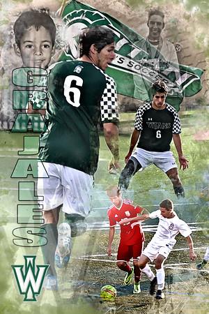 24X36 Grajales Soccer Print 2