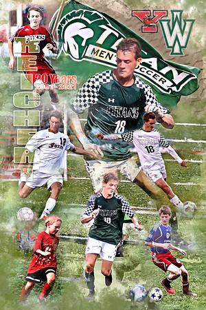 24X36 Bobby Reichert Soccer Print 6