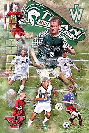 24X36 Bobby Reichert Soccer Print 5