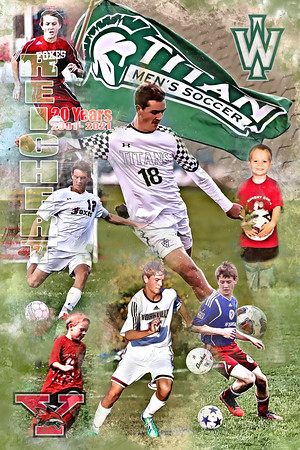 24X36 Bobby Reichert Soccer Print 2