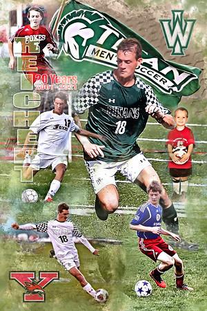 24X36 Bobby Reichert Soccer Print