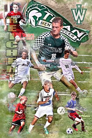 24X36 Bobby Reichert Soccer Print 8