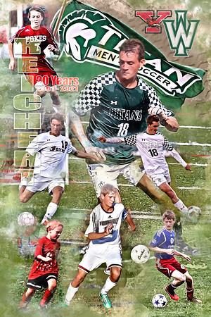 24X36 Bobby Reichert Soccer Print 7