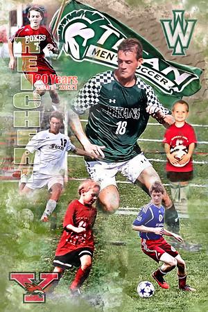 24X36 Bobby Reichert Soccer Print 4