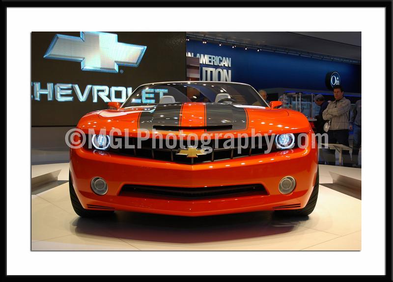 Chevrolet Concept Car