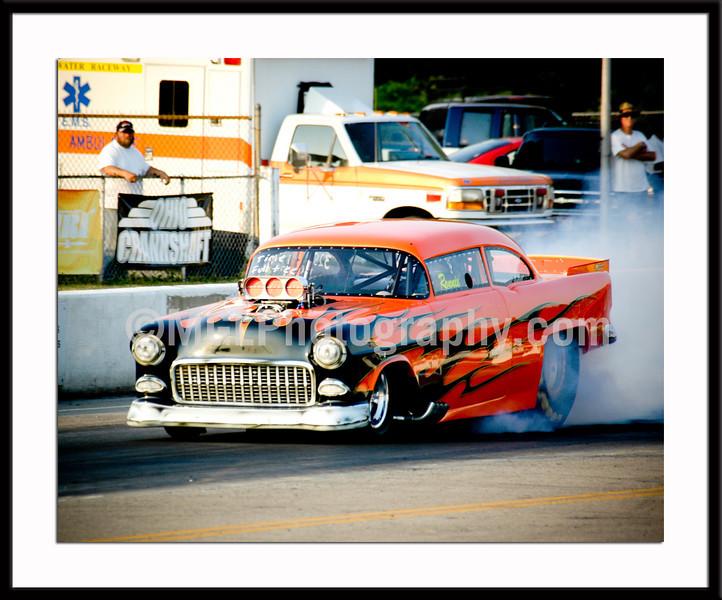 1955 Chevrolet Funny Car