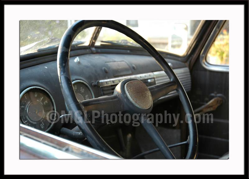 Old Chevrolet Suburban