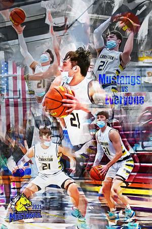 Chase Divito Basketball Print