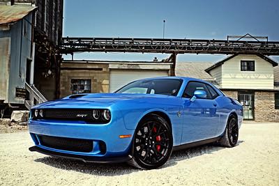 B5 Blue Hellcat