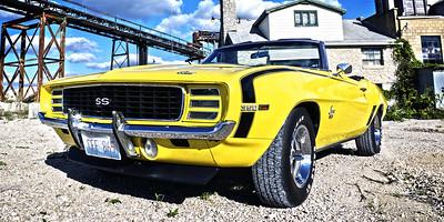 12x24 Camaro at Quarry 2
