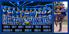 12x24 Team and Player Print Shoemaker