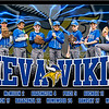 2018 11U Homewood Vikings Team Banner