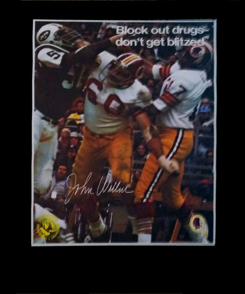 John Wilbur 1972 BNDD Poster