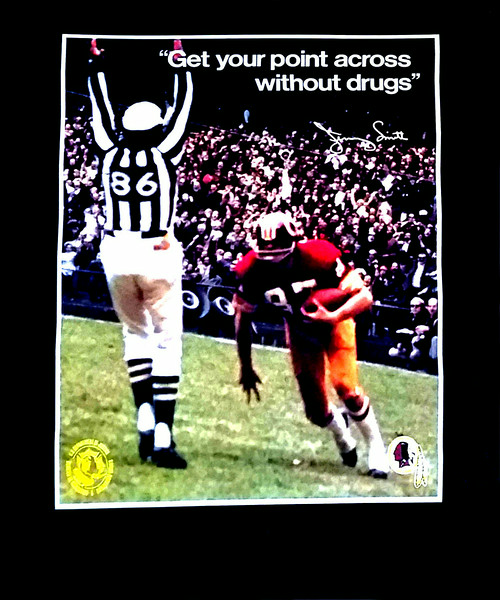 Jerry Smith 1972 BNDD Poster