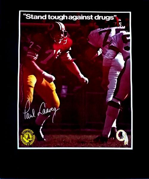 Paul Laaveg 1972 BNDD Poster