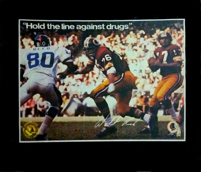 Walt Rock 1972 BNDD Poster
