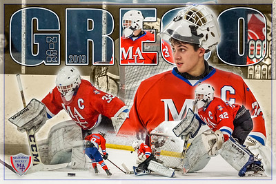 2019 Nick Greco Hockey Poster 9