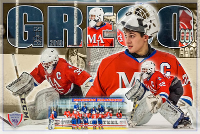 2019 Nick Greco Hockey Poster 10