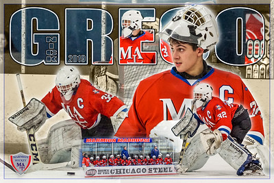 2019 Nick Greco Hockey Poster 8