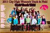Final CHS Girls Track Poster
