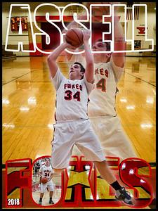 18x24 Assell Senior Poster