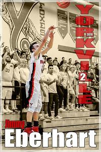 24x36 Senior Poster Eberhart