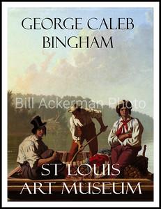 George Caleb Bingham Poster