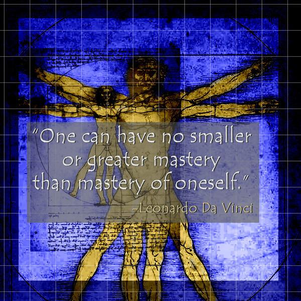 Mastery of oneself