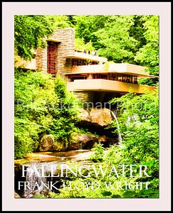Fallingwater Poster