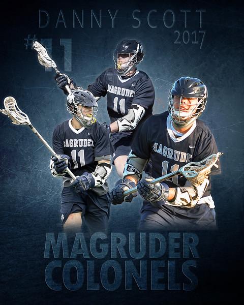 Danny Scott 2017 Magruder Lacrosse
