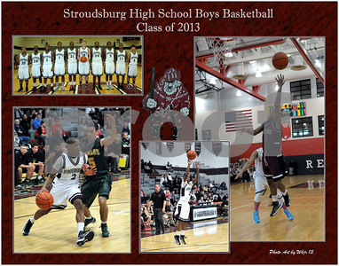 #2 SHS BASKETBALL 2013
