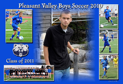 Boys/Men Soccer Posters