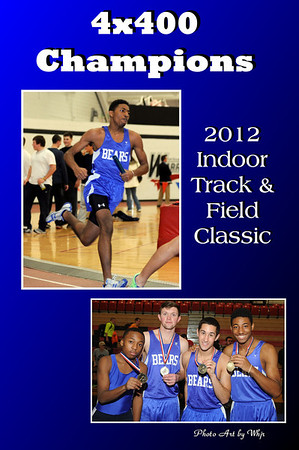 Track & Field Posters