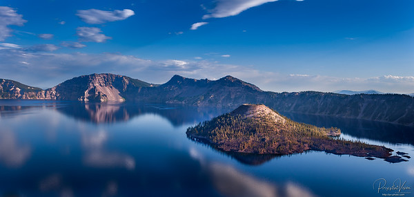Crater Lake, Wizard Island