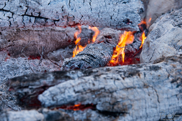 PIt Fire Embers