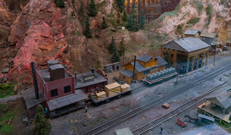 Denver HO Model Railroad Club Layout