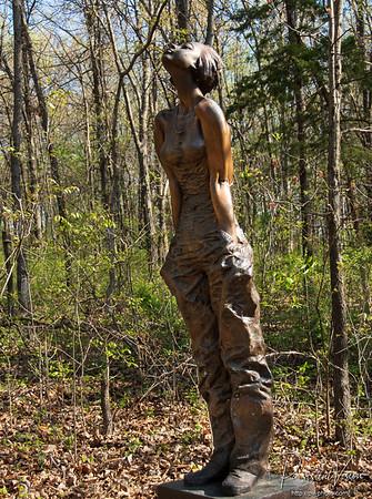 Sculpture: Breeze