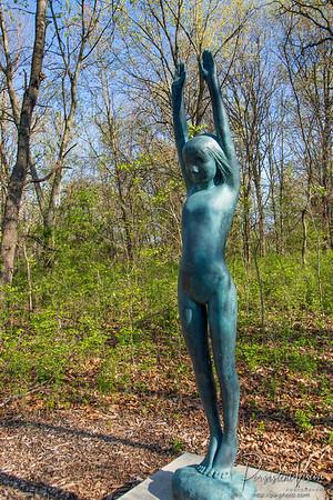 Sculpture: Creek