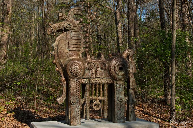 Sculpture: Horse