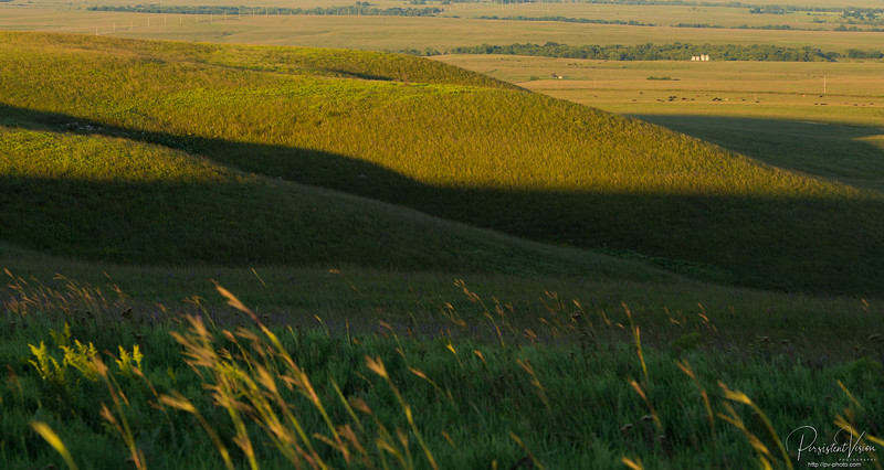 Flint Hills Shadows
