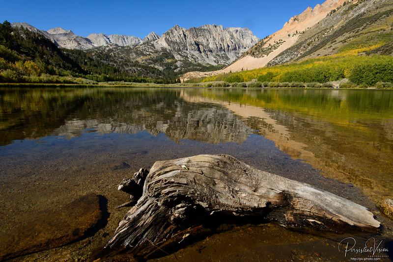 Driftwood and North Lake