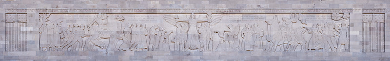 The Great Frieze of the Liberty Memorial